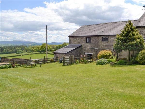 Cefncoedbach Farm - Mountain View in Powys