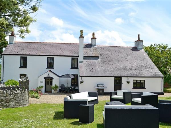 Celtic Haven Resort - The Manor House in Dyfed