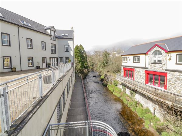 Central Ardara Riverside Apartment in County Donegal