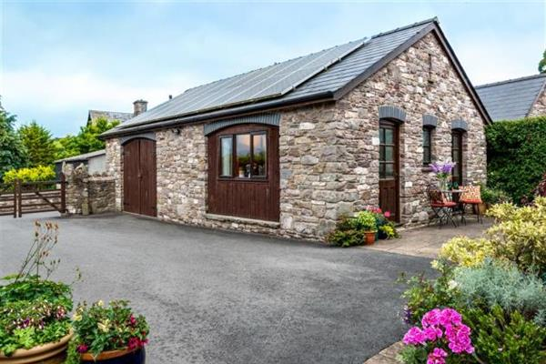 Cerrig Cottage in Powys