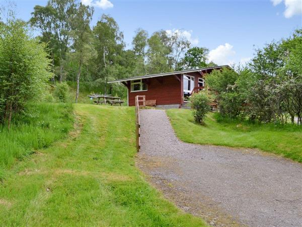 Chalet 1 in Inverness-Shire