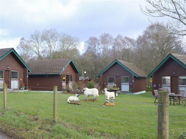 Chalet 1 in Ross-Shire