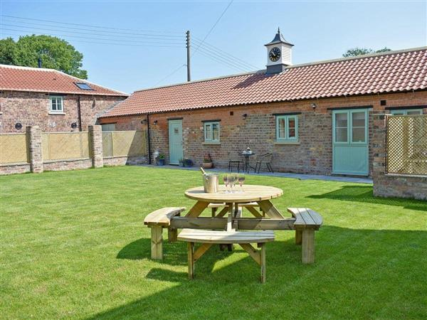 Chalet Farm Holidays - The Dairy in North Humberside