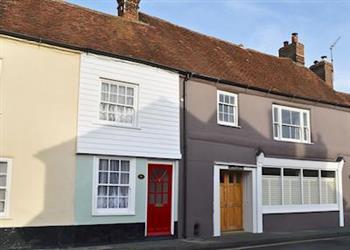 Chalk Cottage in West Sussex