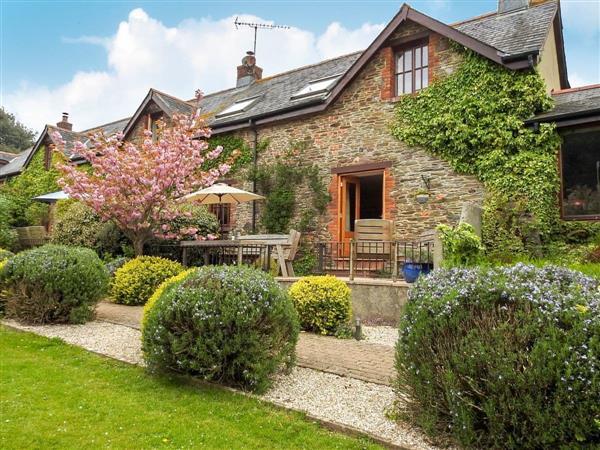 Chamomile Cottage in Kingswear, near Dartmouth, South Devon