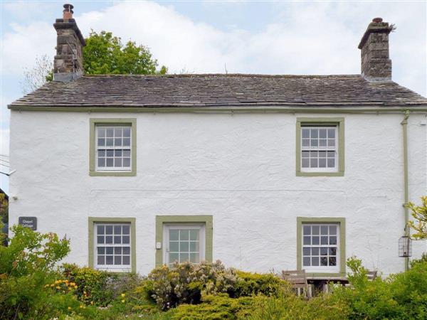 Chapel Cottage, Cumbria