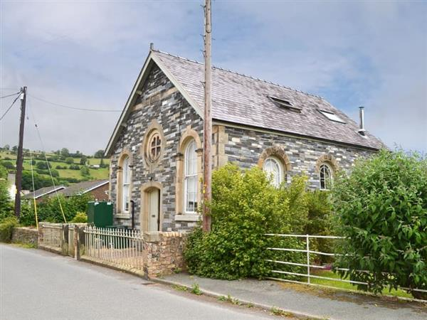 Chapel House in Clwyd