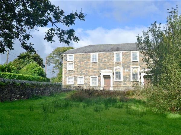 Chapel House in Gwynedd