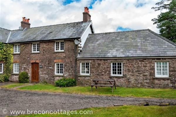 Charlottes Cottage in Powys