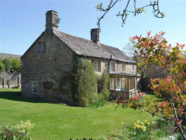 Charlton Cottage in Gloucestershire