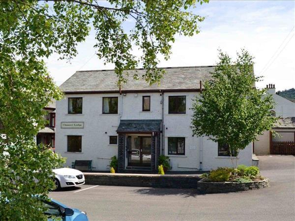 Chaucer Lodge Apt 1 in Cumbria
