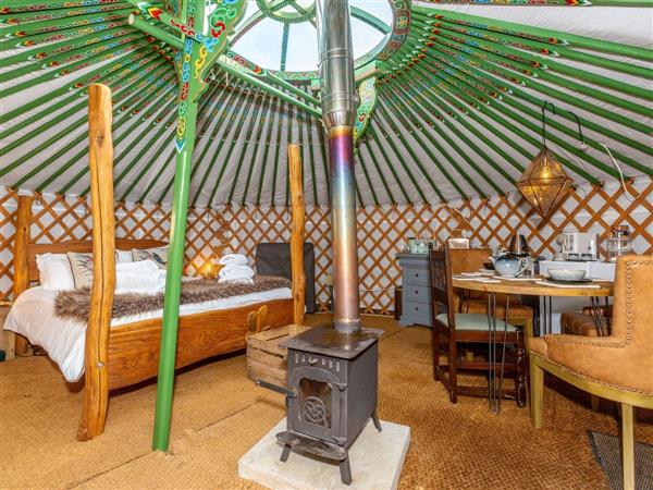 Cherish Glamping - Barn Owl in Whitby, North Yorkshire
