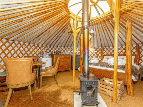 Cherish Glamping - Curlew from Cottages 4 You