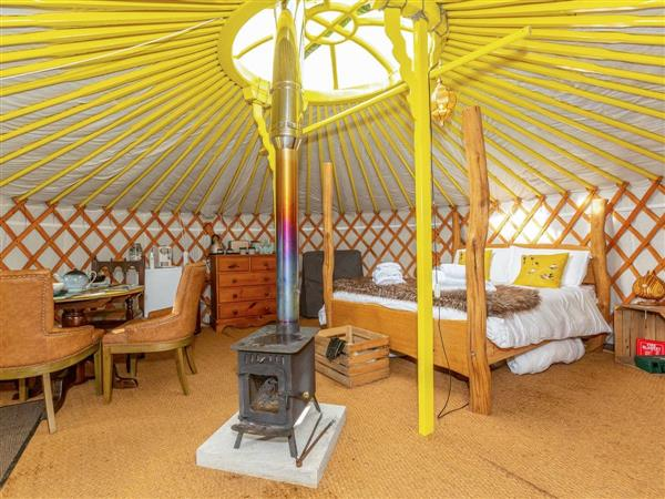 Cherish Glamping - Goldfinch in Whitby, North Yorkshire