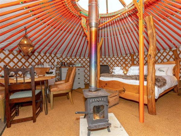 Cherish Glamping - Lapwing in Whitby, North Yorkshire