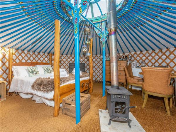 Cherish Glamping - Swallow in Whitby, North Yorkshire