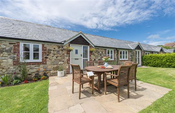 Chestnut Cottage in Brook, Isle of Wight