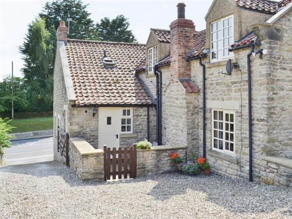 Chestnut  Cottage in North Yorkshire