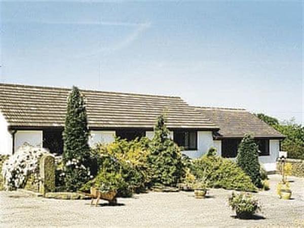 Chestnut Cottage in Derbyshire