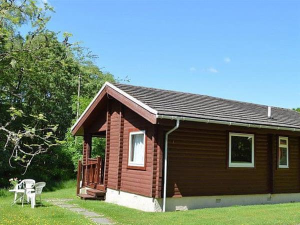 Chestnut Lodge in Argyll