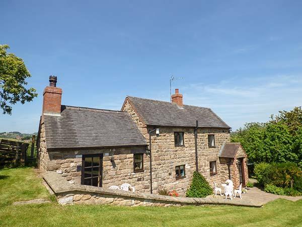 Chevinside Cottage in Derbyshire