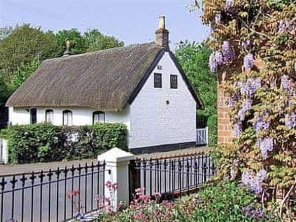 Childe of Hale Cottage in Merseyside