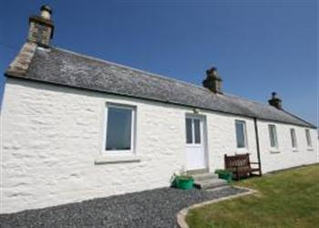 Chippermore Cottage in Wigtownshire