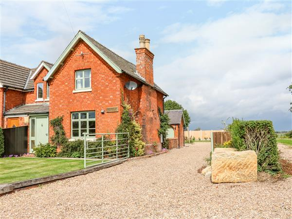 Chippers Cottage in Lincolnshire
