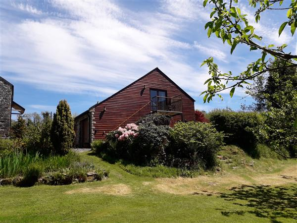 Cholwell Barn Apartment in Mary Tavy, Devon