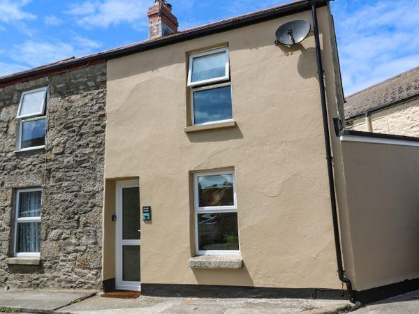 Chough Cottage in Cornwall