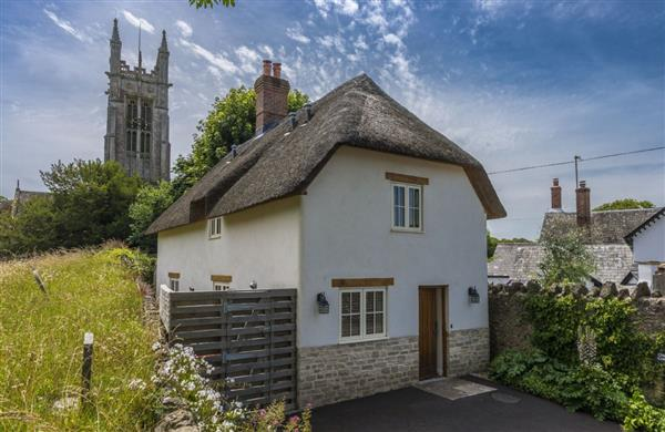 Church Cottage in Dorset