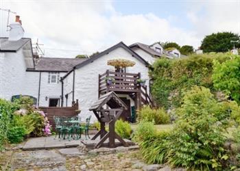 Church Cottage in Gwynedd