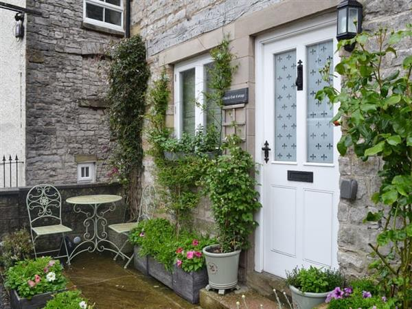Church End Cottage in Derbyshire
