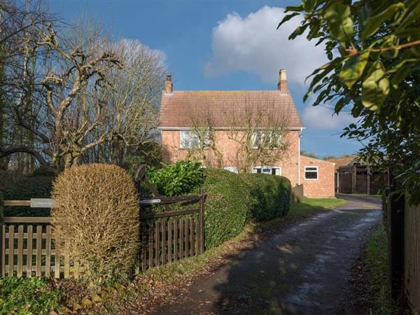 Church Farm in Lincolnshire