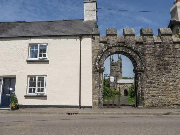 Church Gate Cottage in Devon