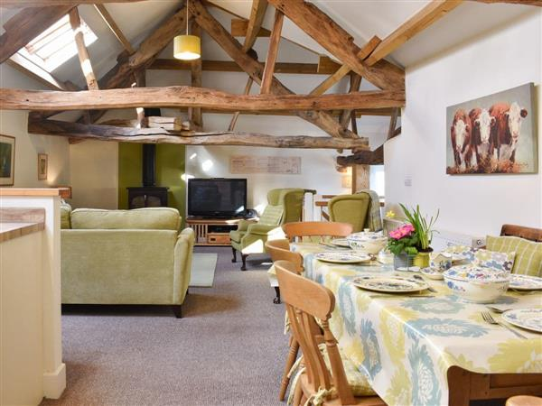 Church House Holidays - Toddles Barn from Cottages 4 You