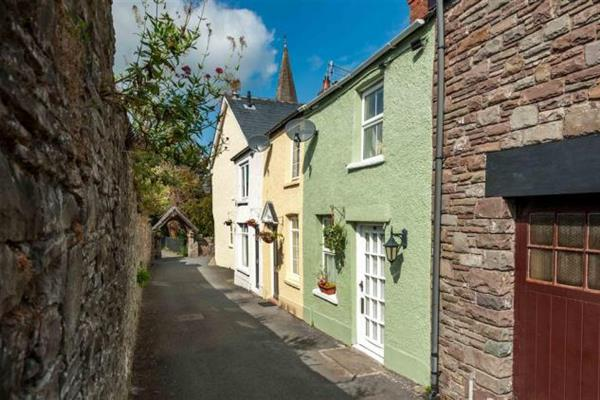 Church Lane Cottage in Powys