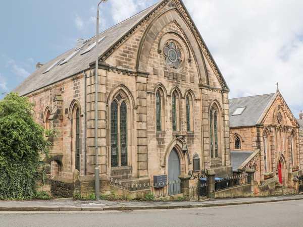 Church Quarters in Derbyshire
