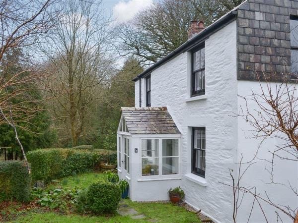 Churchill Cottage in Cornwall