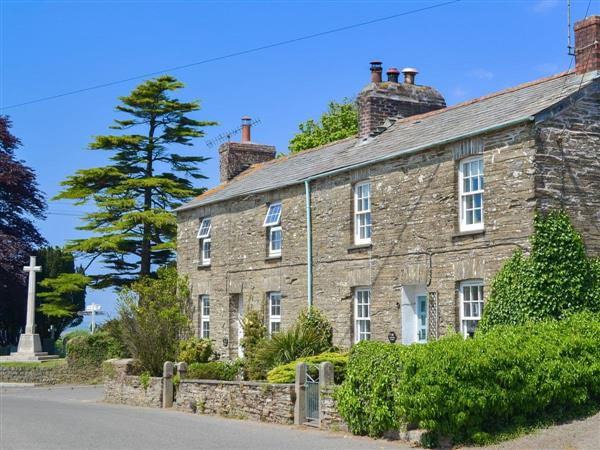 Churchtown Cottage in Cornwall