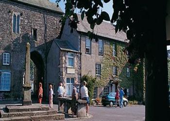 Churchtown House in Cumbria