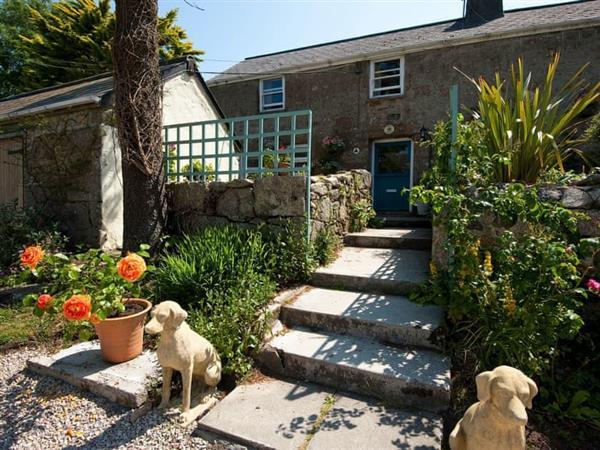 Chypons Farm - Farm Cottage in Cornwall