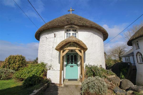 Chyrond in Veryan, The Roseland - Cornwall
