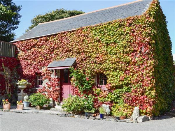 Chywood Barn in Cornwall