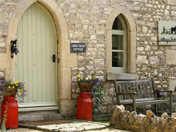 Cider Press Cottage in Avon