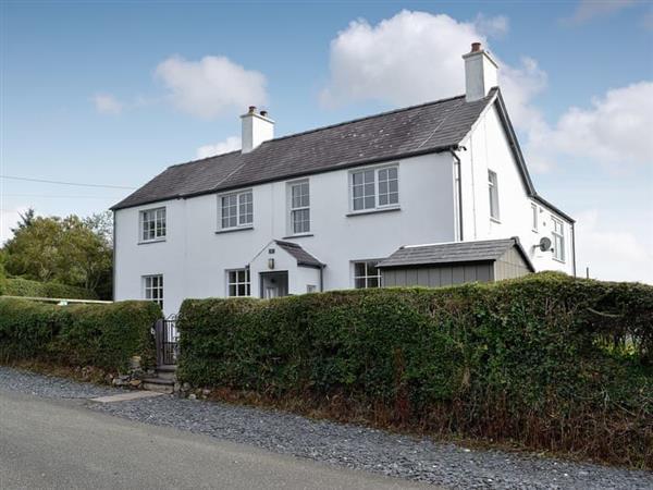 Cil Llidiart in Gwynedd