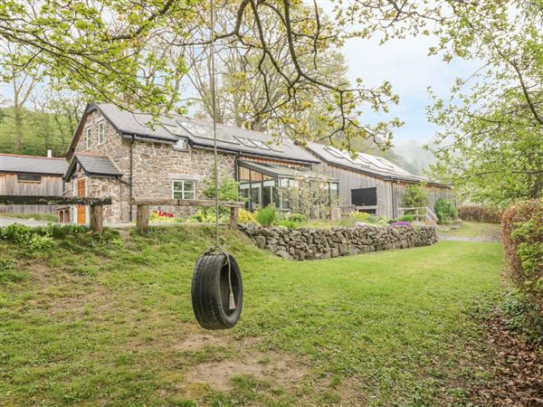 Cilfach from Sykes Holiday Cottages