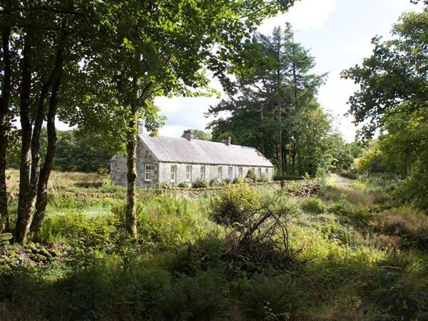 Clachandubh in Argyll