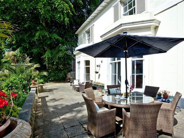 Clarence Grey House in Torquay, Devon
