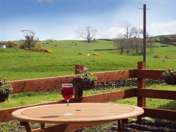 Clauchan Farm - The Bothy in Kirkcudbrightshire